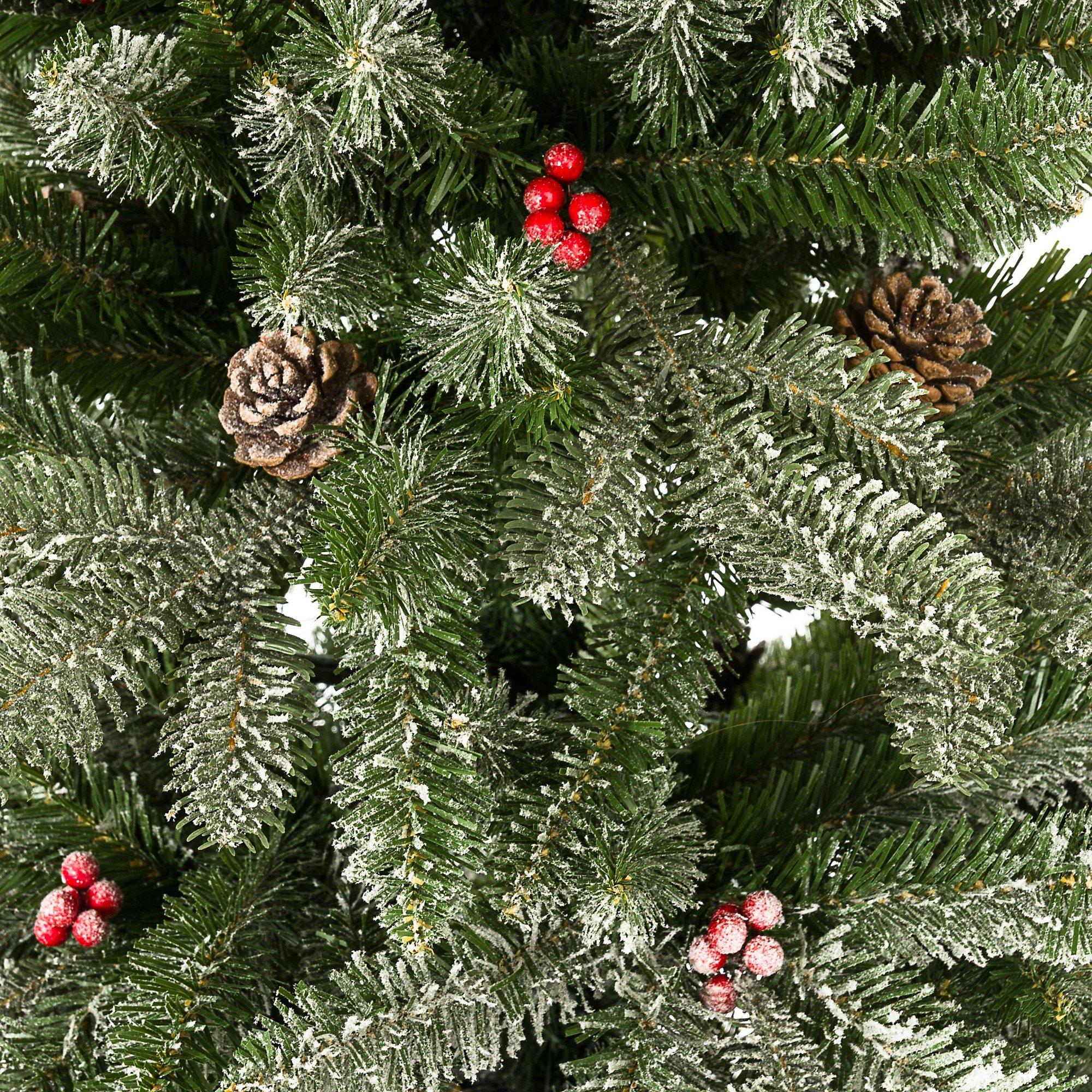Tannenbaum Der Schneit.Deko Tannenbaum Beschneit Jetzt Bei Weltbild De Bestellen