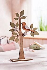 Dekobaum mit Vogel - Produktdetailbild 1