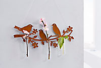 "Dekohänger ""Vögel"" mit Vasen - Produktdetailbild 1"
