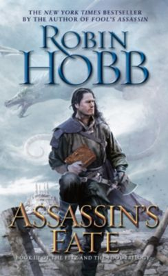 Del Rey: Assassin's Fate, Robin Hobb