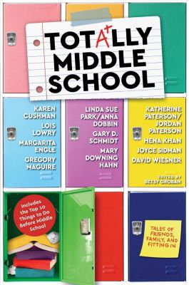 Delacorte Books for Young Readers: Totally Middle School