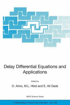 how to solve delay differential equations