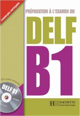 DELF B1. Livre + CD audio, Caroline Veltcheff
