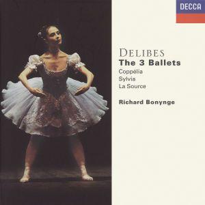 Delibes: The Three Ballets, Richard Bonynge, Napo