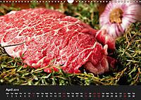 Delicious - Gourmet Food Calendar 2019 / UK-Version (Wall Calendar 2019 DIN A3 Landscape) - Produktdetailbild 4