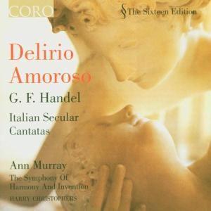 Delirio Amoroso, Murray, S.harmony & Invention