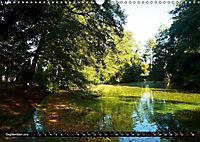 DELMENHORST - Graftanlage im Sonnenlicht (Wandkalender 2019 DIN A3 quer) - Produktdetailbild 9