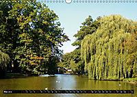 DELMENHORST - Graftanlage im Sonnenlicht (Wandkalender 2019 DIN A3 quer) - Produktdetailbild 5