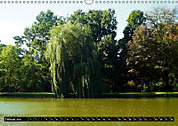 DELMENHORST - Graftanlage im Sonnenlicht (Wandkalender 2019 DIN A3 quer) - Produktdetailbild 2