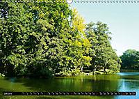 DELMENHORST - Graftanlage im Sonnenlicht (Wandkalender 2019 DIN A3 quer) - Produktdetailbild 7