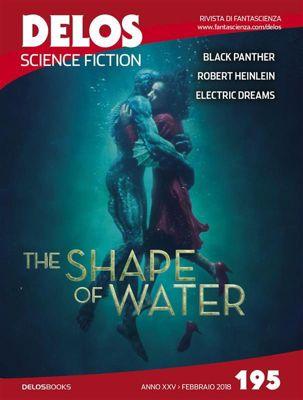 Delos Science Fiction: Delos Science Fiction 195, Carmine Treanni