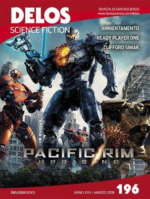 Delos Science Fiction: Delos Science Fiction 196, Carmine Treanni