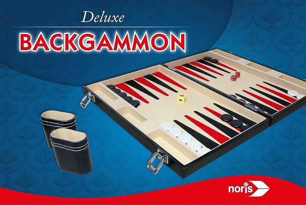 Deluxe Backgammon Spiel Jetzt Bei Weltbild De Bestellen