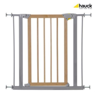 Deluxe Wood and Metal Safty Gate