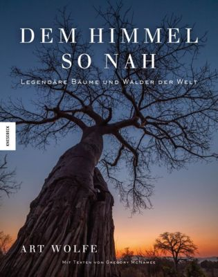 Dem Himmel so nah, Art Wolfe, Gregory McNamee