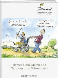 Demenz-Anekdoten und Cartoons zum Schmunzeln