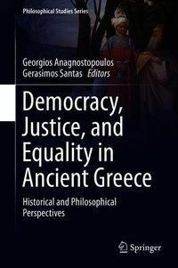 Democracy, Justice, and Equality in Ancient Greece
