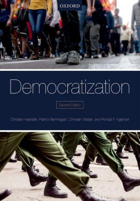 Democratization, Christian Welzel, Ronald F. Inglehart