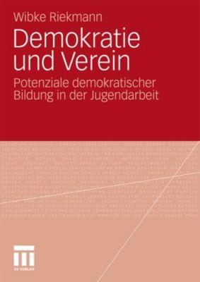 Demokratie und Verein, Wibke Riekmann