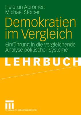 Demokratien im Vergleich, Heidrun Abromeit, Michael Stoiber
