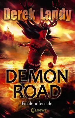 Demon Road - Finale infernale, Derek Landy
