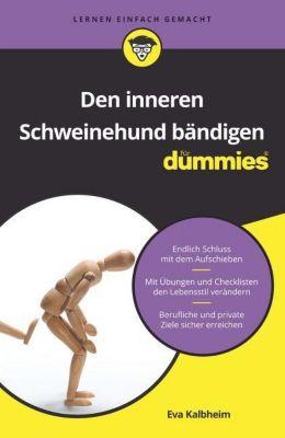 Den inneren Schweinehund bändigen für Dummies Buch