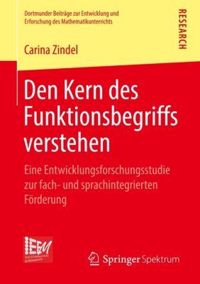 Den Kern des Funktionsbegriffs verstehen - Carina Zindel  