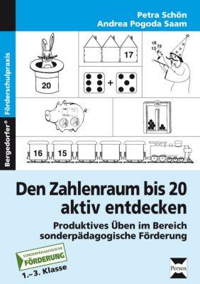 Den Zahlenraum bis 20 aktiv entdecken, Petra Schön, Andrea Pogoda Saam