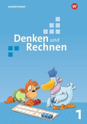 Denken und Rechnen, Allgemeine Ausgabe 2017: 1. Schuljahr, Schülerband
