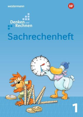 Denken und Rechnen, Allgemeine Ausgabe 2017: 1. Schuljahr, Sachrechenheft