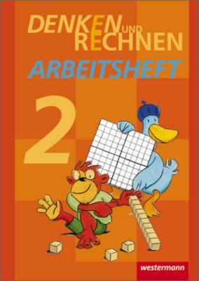 Denken und Rechnen, Ausgabe 2011: 2. Schuljahr, Arbeitsheft -  pdf epub