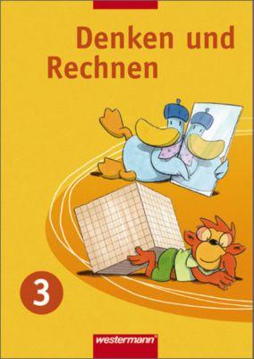 Denken und Rechnen, Ausgabe Berlin, Brandenburg, Mecklenburg-V., Sachsen, Sachsen-Anhalt (2007): 3. Schuljahr, Schülerband
