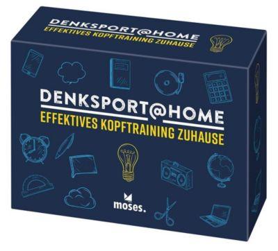 Denksport@home (Spiel) - Oliver Domzalski |