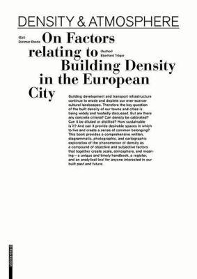 Density & Atmosphere, Eberhard Tröger
