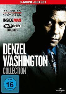 Denzel Washington Collection, Steven Zaillian, Mark Jacobson, Russell Gewirtz, Spike Lee