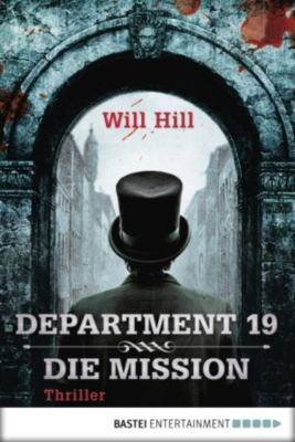 Department 19 Band 1: Die Mission, Will Hill