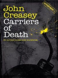 Department Z: Carriers of Death, John Creasey