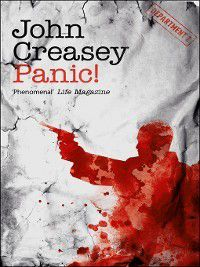 Department Z: Panic!, John Creasey