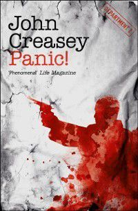 Department Z: Panic!, John Creasey
