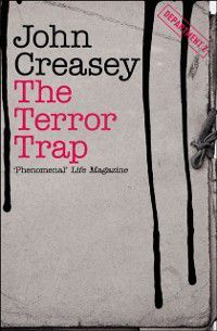 Department Z: Terror Trap, John Creasey