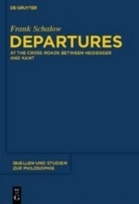 Departures, Frank Schalow