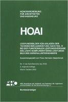 Depenbrock, F: HOAI - Leistungsbilder von Anlagen der techni, Franz Hermann Depenbrock