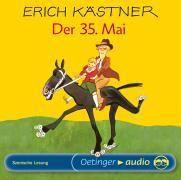 Der 35. Mai, 1 Audio-CD, Erich Kästner