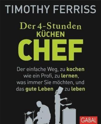 Der 4-Stunden-(Küchen-)Chef, Timothy Ferriss