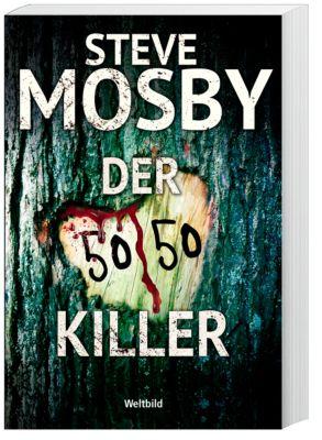 Der 50/50-Killer - Steve Mosby |