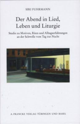 Der Abend in Lied, Leben und Liturgie, Siri Fuhrmann