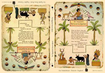 Der Ägyptische Struwwelpeter / The Egyptian Struwwelpeter - Anonym |