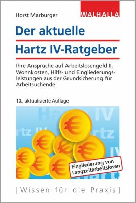 Der aktuelle Hartz IV-Ratgeber - Horst Marburger  