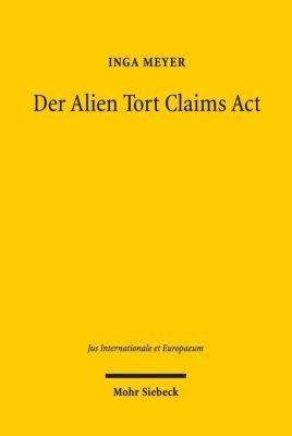 Der Alien Tort Claims Act, Inga Meyer
