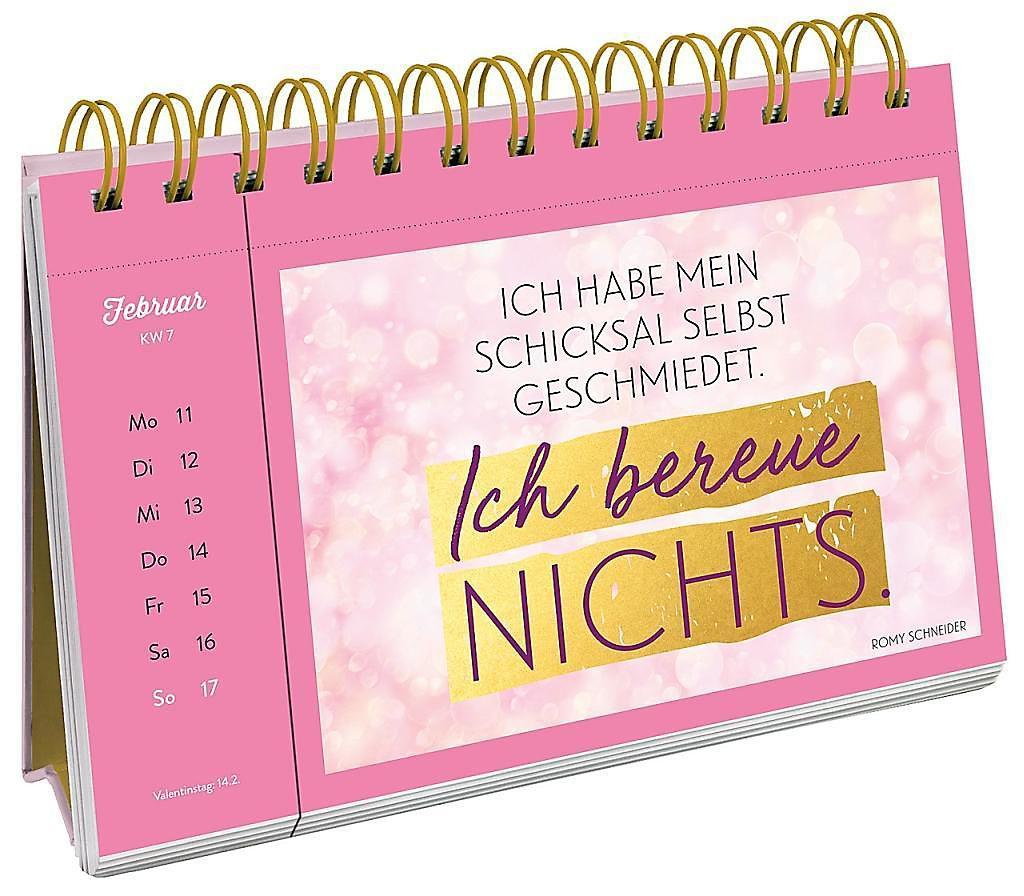 Der Alltag Nervt Streu Glitzer Drauf 2019 Kalender Bestellen